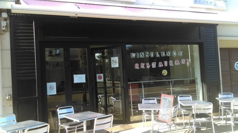Le Restaurant - L'Insolence - Saint Nazaire